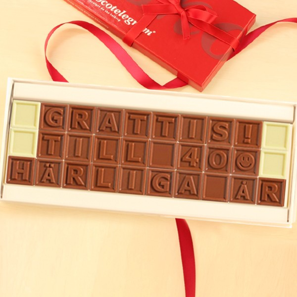 chokladpresent