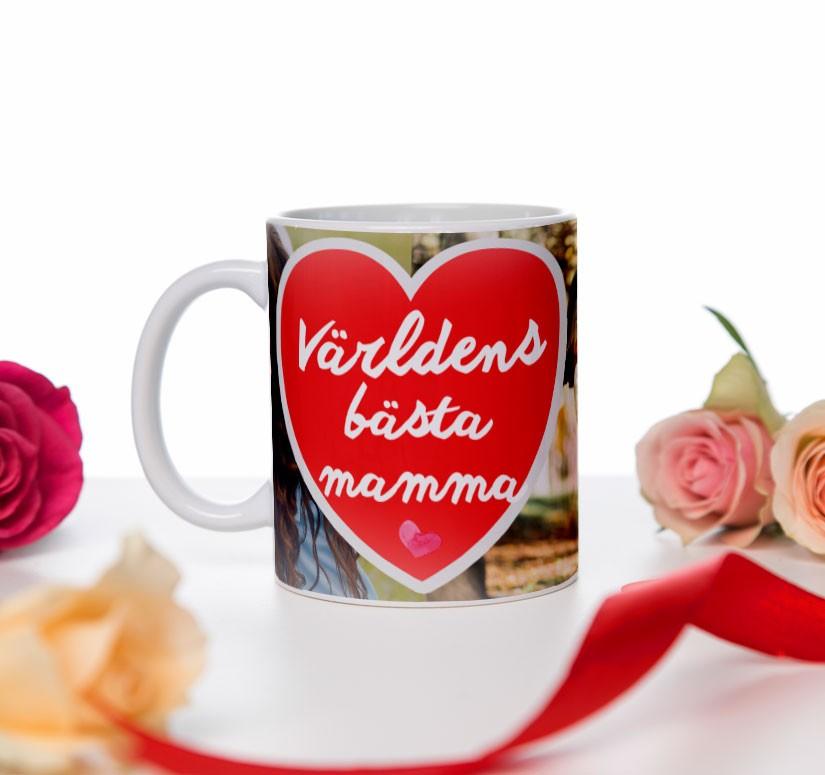 Världens bästa mamma