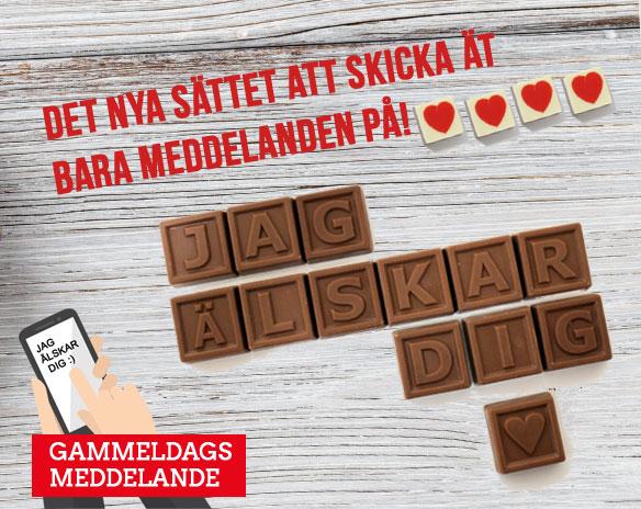 choklad present